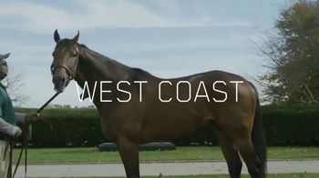 Lane's End TV Spot, 'West Coast: Defeated All Three Classic Winners'