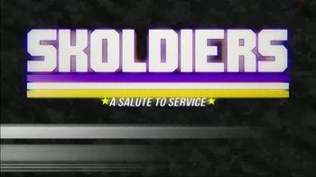 Minnesota Vikings TV Spot, 'Skoldiers Hat' Featuring Kyle Rudolph - Thumbnail 9