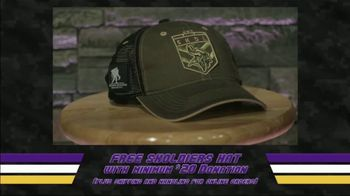 Minnesota Vikings TV Spot, 'Skoldiers Hat' Featuring Kyle Rudolph - Thumbnail 3