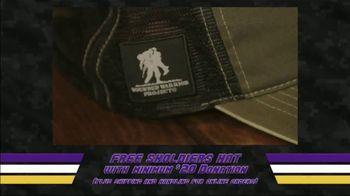 Minnesota Vikings TV Spot, 'Skoldiers Hat' Featuring Kyle Rudolph - Thumbnail 4