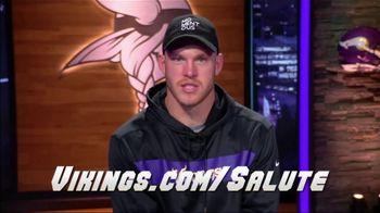Minnesota Vikings TV Spot, 'Skoldiers Hat' Featuring Kyle Rudolph - Thumbnail 8