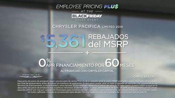 Chrysler Black Friday Sales Event TV Spot, 'Tough Decision: Talking Van' [Spanish] [T2] - Thumbnail 9