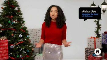 Disney+ TV Spot, 'Freeform: Disney+ Takeover' Featuring Jordan Buhat, Sherry Cola & Kimiko Glenn - 130 commercial airings