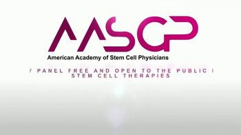 American Academy of Stem Cell Physicians TV Spot, 'FDA Safety Panel' - Thumbnail 1