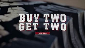 Big O Tires Buy Two Get Two Sale TV Spot, 'Legendary Deal' - Thumbnail 7