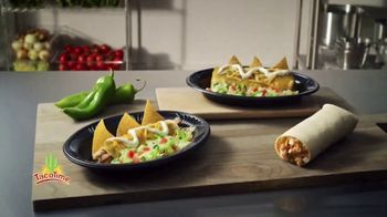 TacoTime Green Chili Entrees TV Spot, 'Have It All'