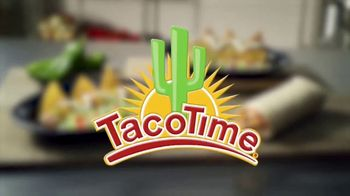 TacoTime Green Chili Entrees TV Spot, 'Have It All' - Thumbnail 6