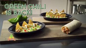 TacoTime Green Chili Entrees TV Spot, 'Have It All' - Thumbnail 2