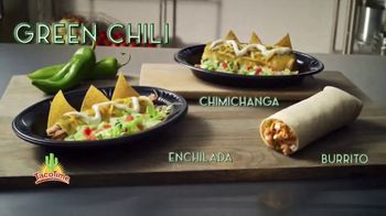 TacoTime Green Chili Entrees TV Spot, 'Have It All' - Thumbnail 5