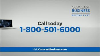 Comcast Business TV Spot, 'Time is Money: Add TV & Voice for $34.90' - Thumbnail 9