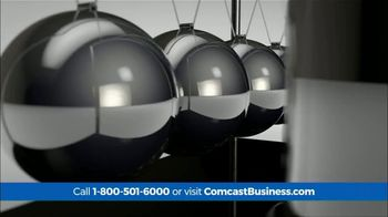 Comcast Business TV Spot, 'Time is Money: Add TV & Voice for $34.90' - Thumbnail 2