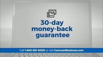 Comcast Business TV Spot, 'Time is Money: Add TV & Voice for $34.90' - Thumbnail 5
