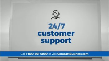 Comcast Business TV Spot, 'Time is Money: Add TV & Voice for $34.90' - Thumbnail 7