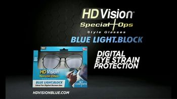 HD Vision Special Ops Blue Light Block TV Spot, 'You Know It'