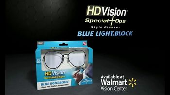 HD Vision Special Ops Blue Light Block TV Spot, 'You Know It' - Thumbnail 3