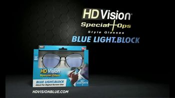 HD Vision Special Ops Blue Light Block TV Spot, 'You Know It' - Thumbnail 7