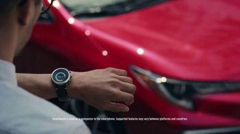 2020 Toyota Corolla TV Spot, 'Connected' [T1] - Thumbnail 4