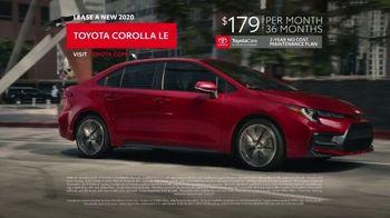 2020 Toyota Corolla TV Spot, 'Connected' [T1] - Thumbnail 8
