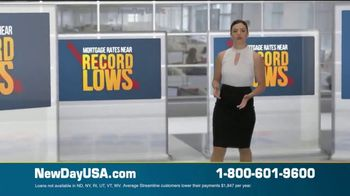 NewDay USA TV Spot, 'Fastest and Easiest Refi Ever'