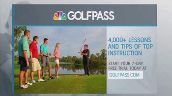 GolfPass TV Spot, 'Golf Academy: Blind Tee Shot' - Thumbnail 9