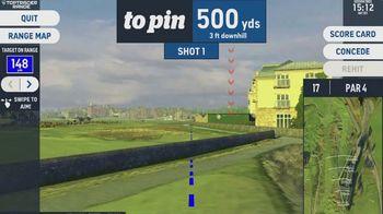GolfPass TV Spot, 'Golf Academy: Blind Tee Shot' - Thumbnail 3