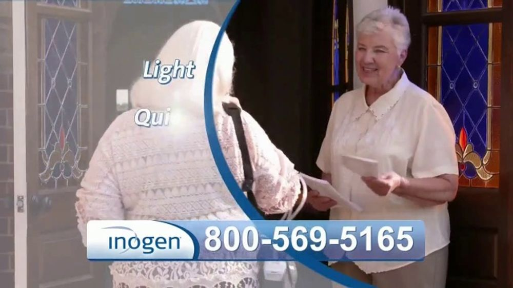 Inogen One TV Commercial, 'Attention Medicare Recipients'