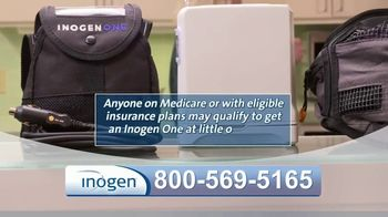 Inogen One TV Spot, 'Attention Medicare Recipients' - Thumbnail 7