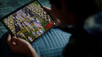Spectrum TV App TV Spot, 'ESPN: College Sports' - Thumbnail 1