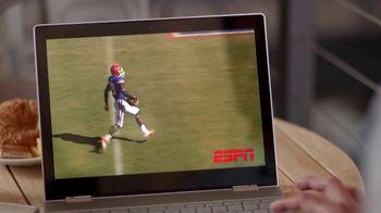 Spectrum TV App TV Spot, 'ESPN: College Sports' - Thumbnail 8