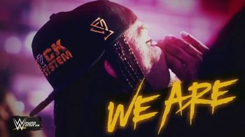 WWE Shop TV Spot, 'We Are: 35 Percent Off Orders & 25 Percent Off Titles' Song by Sleeping With Sirens - Thumbnail 2