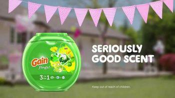 Gain Flings TV Spot, 'Back Half of the Unicorn: Scent Blasters' - Thumbnail 7