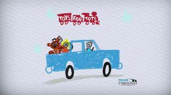 Honda TV Spot, '2019 Toys for Tots' [T2] - Thumbnail 4