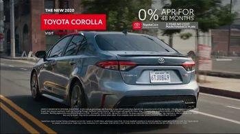 2020 Toyota Corolla TV Spot, 'The Pack' [T1] - Thumbnail 9