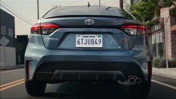 2020 Toyota Corolla TV Spot, 'The Pack' [T1] - Thumbnail 1