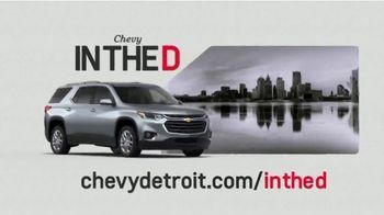 Chevrolet TV Spot, 'In the D: 2020 Mid Engine Corvette' [T2] - Thumbnail 9