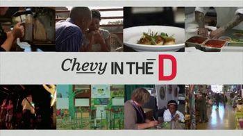 Chevrolet TV Spot, 'In the D: 2020 Mid Engine Corvette' [T2] - Thumbnail 1