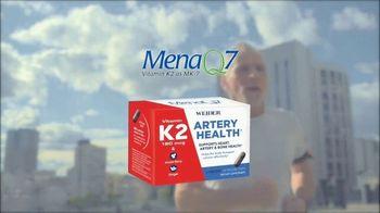 Weider Artery Health Supplement TV Spot, 'Healthy Arteries'