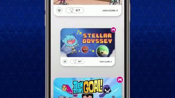 Cartoon Network Arcade App TV Spot, 'Gumball: Stellar Odyssey' - Thumbnail 3