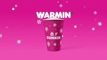 Dunkin' TV Spot, 'Delightin' with Dunkin' Holiday Flavors' - Thumbnail 5