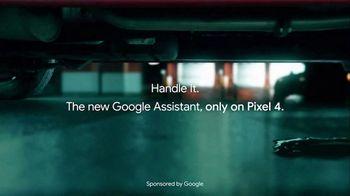 Google Assistant TV Spot, 'Stumptown: Spare Key' - Thumbnail 10