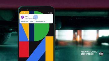 Google Assistant TV Spot, 'Stumptown: Spare Key' - 2 commercial airings