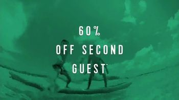 Royal Caribbean Cruise Lines TV Spot, 'Stop Wondering: Offline: 60 Percent Off' Song by Mapei - Thumbnail 6