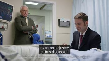 The Mike Slocumb Law Firm TV Spot, 'Not a Small Check' Featuring William Shatner