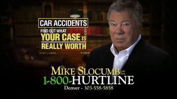 The Mike Slocumb Law Firm TV Spot, 'Not a Small Check' Featuring William Shatner - Thumbnail 9