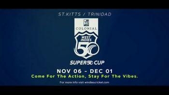 Cricket West Indies TV Spot, '2019 Colonial Super 50 Cup' - Thumbnail 7