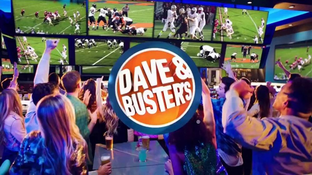 dave n busters thursday