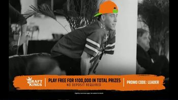 DraftKings TV Spot, 'Free-for-All Sweat' - Thumbnail 3
