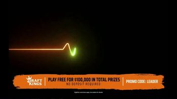 DraftKings TV Spot, 'Free-for-All Sweat' - Thumbnail 5