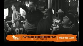 DraftKings TV Spot, 'Free-for-All Sweat' - Thumbnail 6