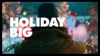 Big Lots TV Spot, 'Holiday Big: Save Lots: Cashmere Trees are 20 Percent Off'